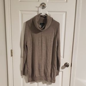 Tunic Cowlneck Sweater